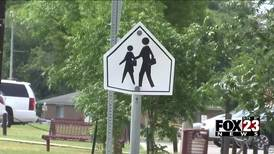 Local police monitoring school zones as students return to classrooms