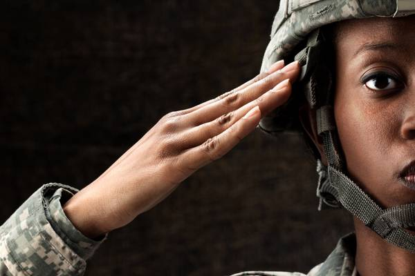 Bill introduced to do away with 'pink tax' for military uniforms