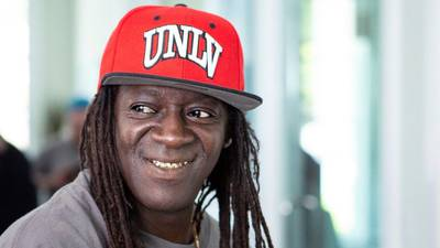 Public Enemy co-founder Flavor Flav charged with domestic battery