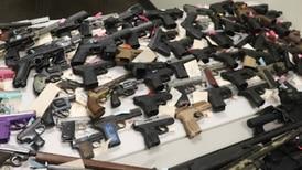 Tulsa police seize 203 guns in just 30 days