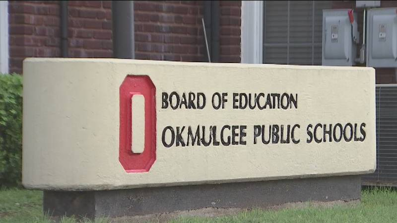 Okmulgee Public Schools temporarily moving to distance learning.