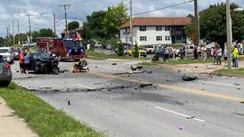 One person killed in midtown crash