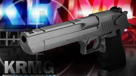 12 year old girl uses gun to fight off home invader
