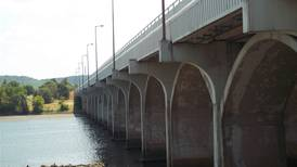 Bridge inspections will affect traffic on the Arkansas River