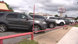 Tulsa-area lots dealing with used car shortage