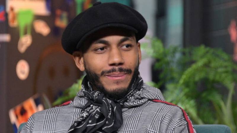"""FILE PHOTO: Jahmil French visits Build to discuss the series """"Soundtrack"""" at Build Studio on December 18, 2019 in New York City. French died at the age of 29."""