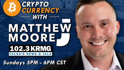 Cryptocurrency with Matthew J. Moore