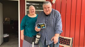 Tulsa license plate collector designs new plate to show support for community