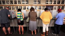 Voters to decide six amendments to Oklahoma constitution on November 6th
