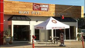 New restaurant begins serving guilt-free fast food on Cherry Street today