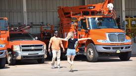 OG&E crews return home after helping in the aftermath of Hurricane Ida